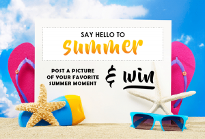 July summer facebook contest