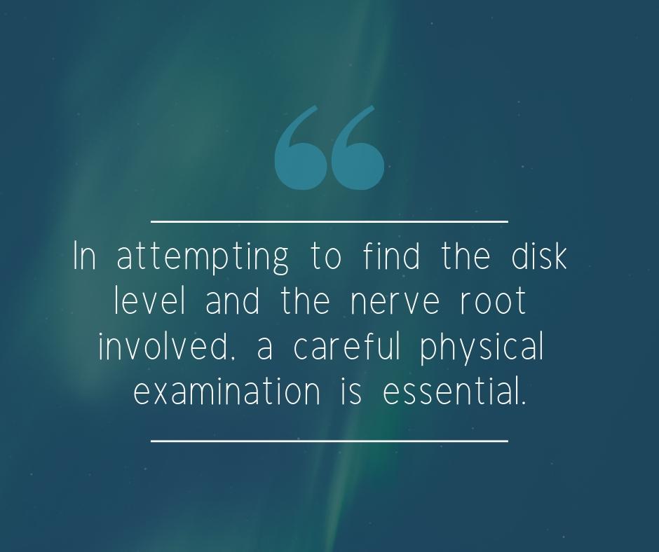 careful physical examination