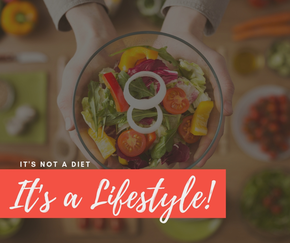 it's not a diet