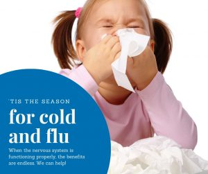 'tis the season - cold & flu