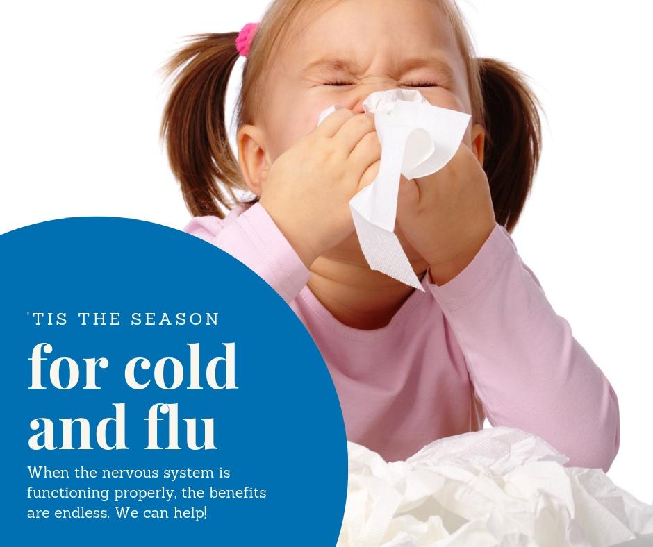 'tis the season - cold & flu