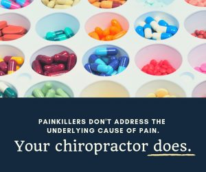 underlying cause of pain