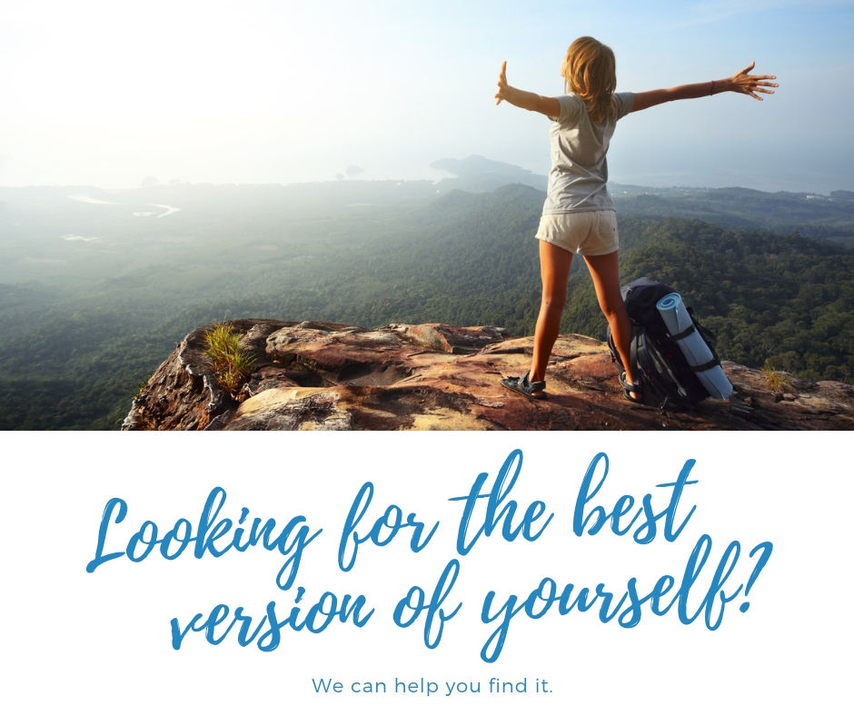 Looking for the best version of yourself