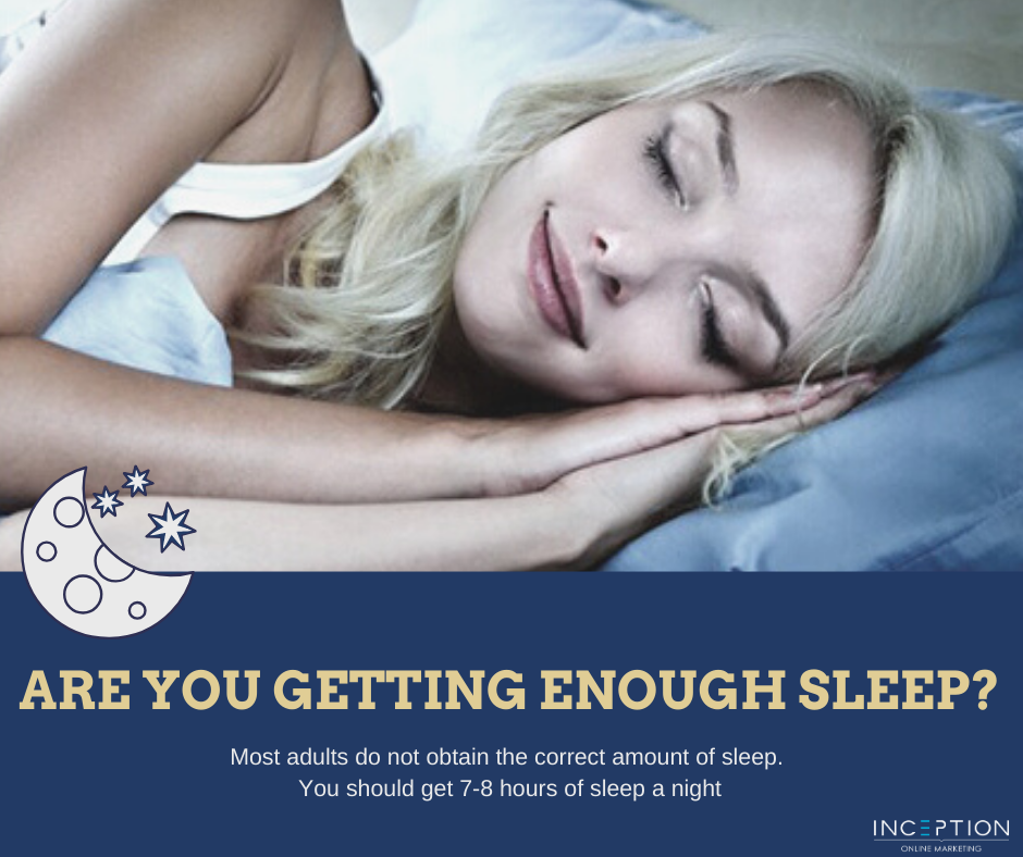 Are you getting enough sleep_