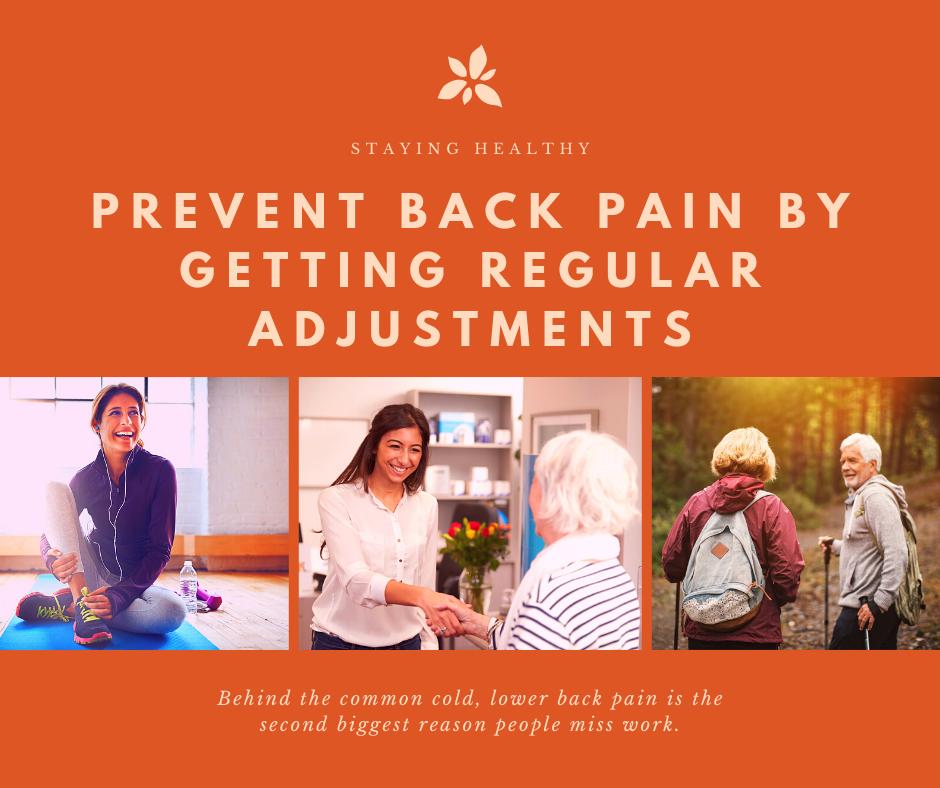 Prevent Back Pain