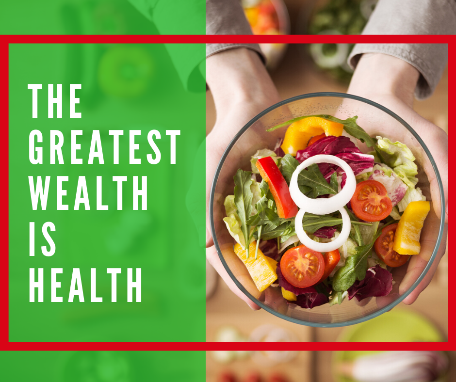 The Greatest Wealth