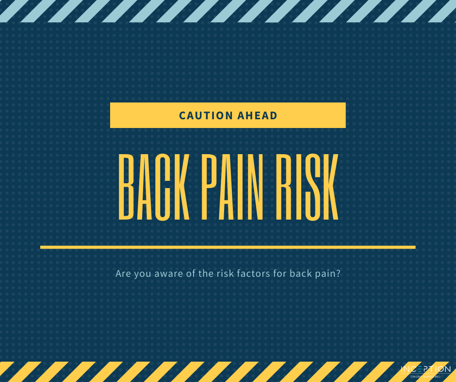 Back Pain Risk