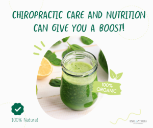 Chiropractic Care and Nutrition