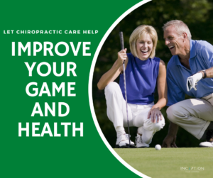 Chiropractic Care and Golf