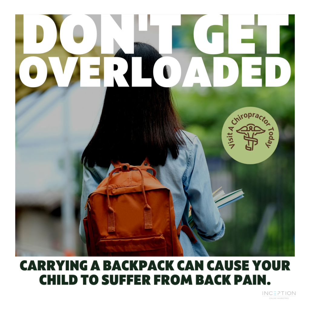 Backpack and Back Pain