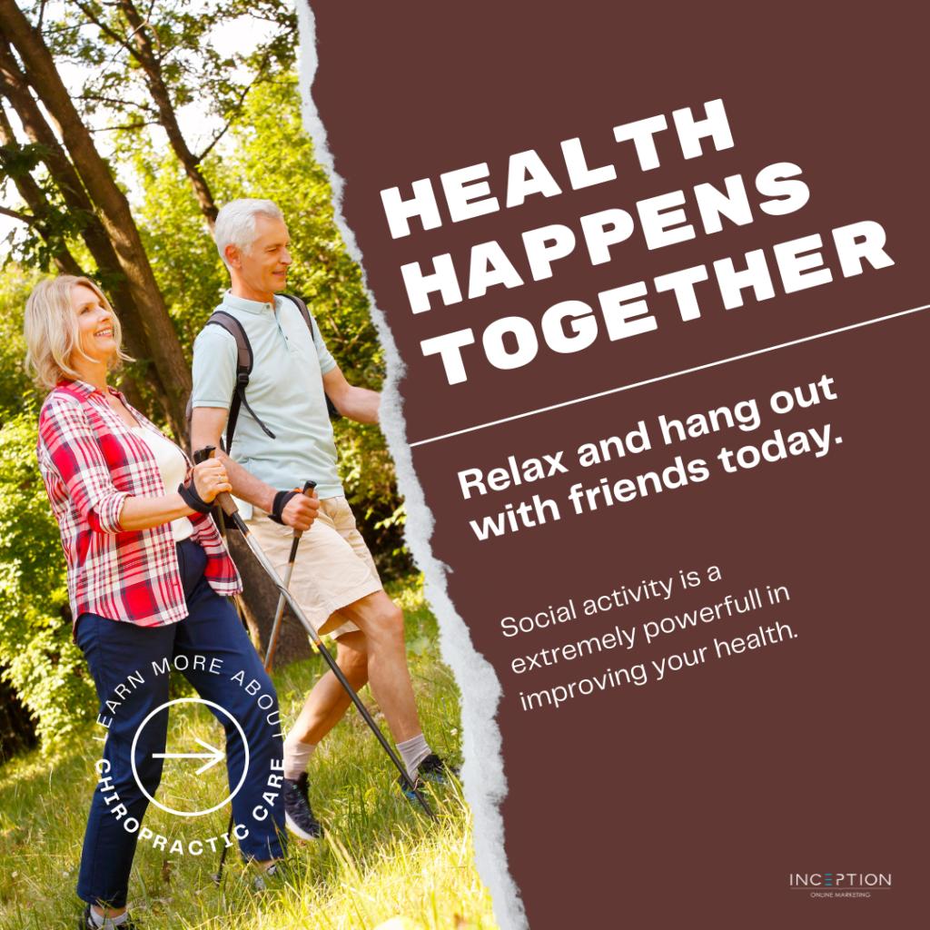 Health Happens Together Newsletter