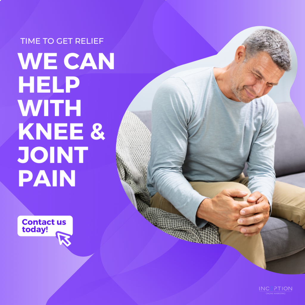 Knee and Joint Pain